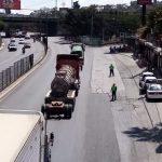 La Municipalidad de Guatemala aseguró que es necesario que el transporte pesado continúe circulando. (Foto: AGN)