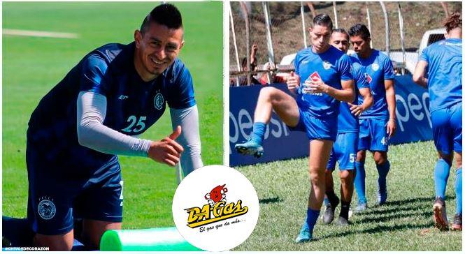 Xelajú MC recibe a Cobán Imperial en uno de los partidos que cierra la primera vuelta del torneo en su fase de clasificación. (Foto: Xelajú MC y Archivo)