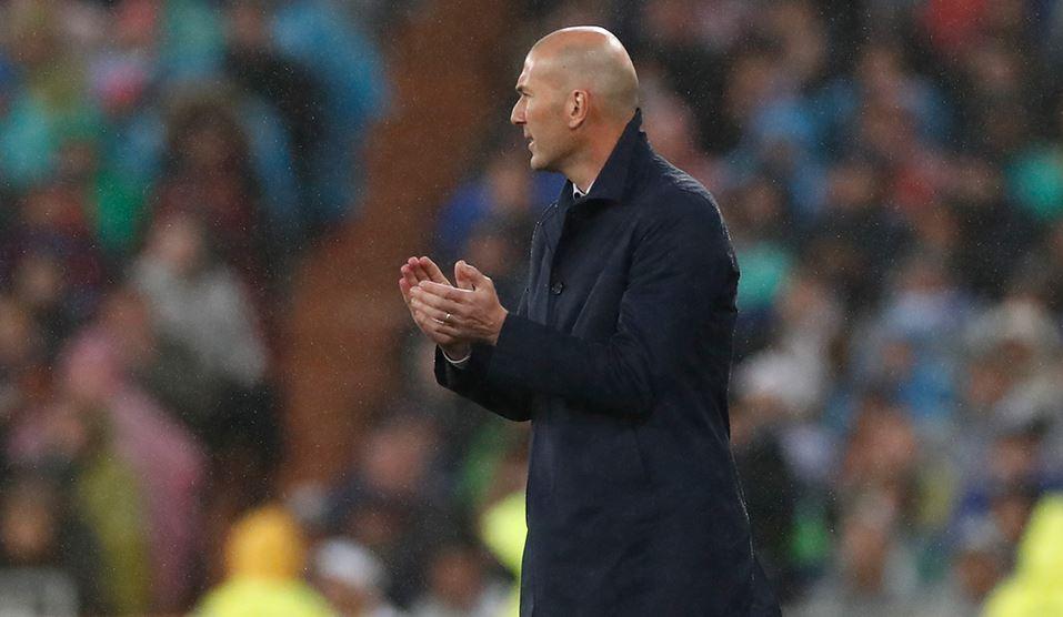 Zinedine Zidane, técnico del Real Madrid, analizó la victoria de su equipo en el clásico contra el FC Barcelona. (Foto: Real Madrid)
