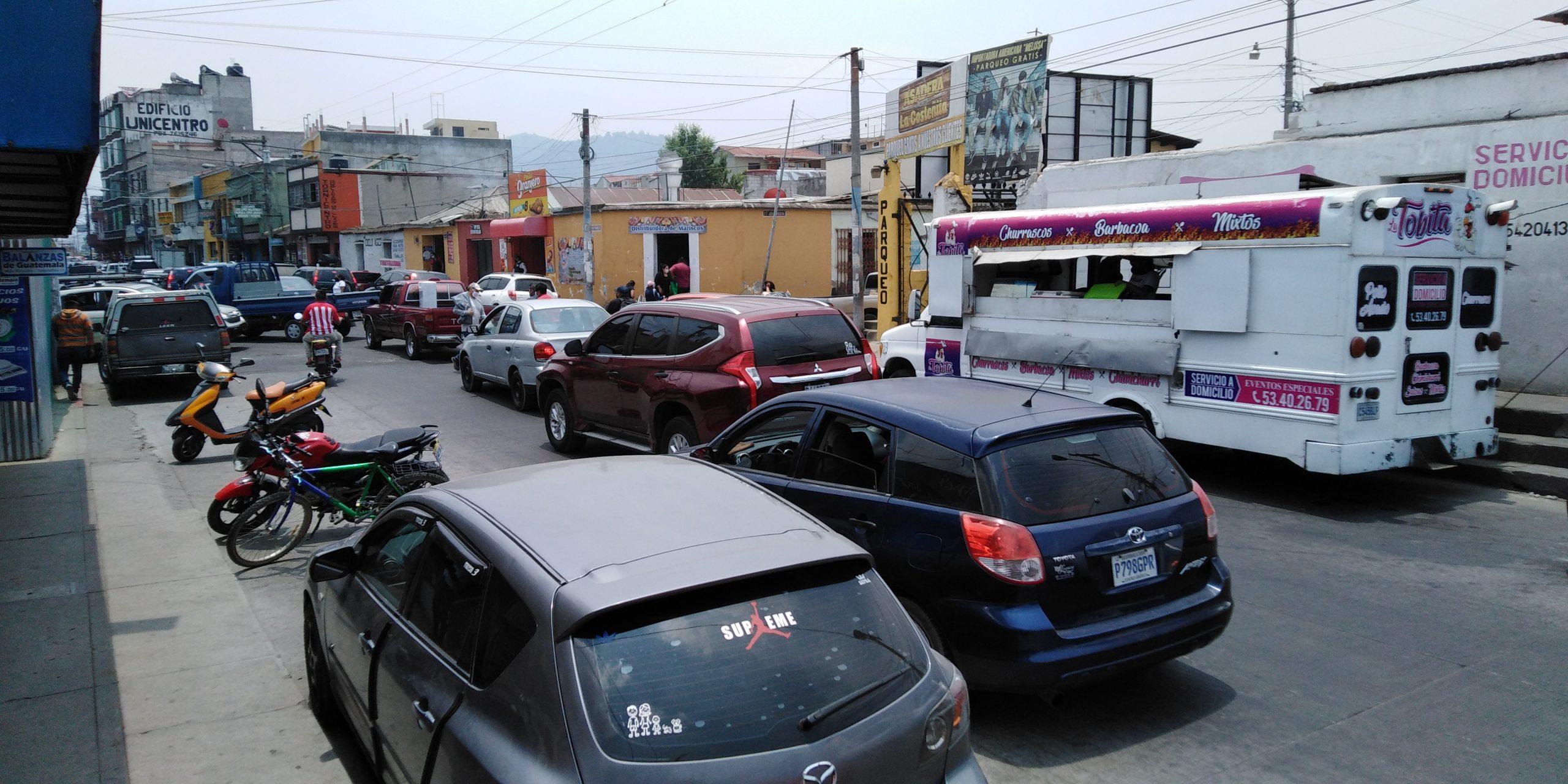 La región 2 que conforman los deparamtentos del occidente del país suman 89 casos de COVID-19, situación que preocupa a Sociedad Civil. (Foto: Carlos Ventura)