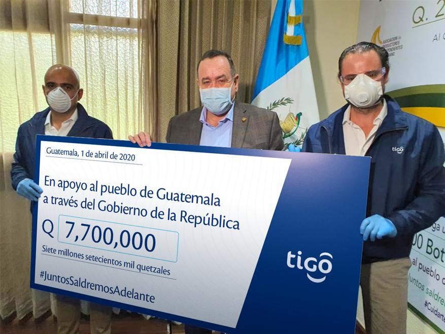 Tigo Coronavirus