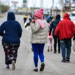La ONU sugirió detener el retorno forzado de migrantes por la pandemia del COVID-19. (Foto: EFE)