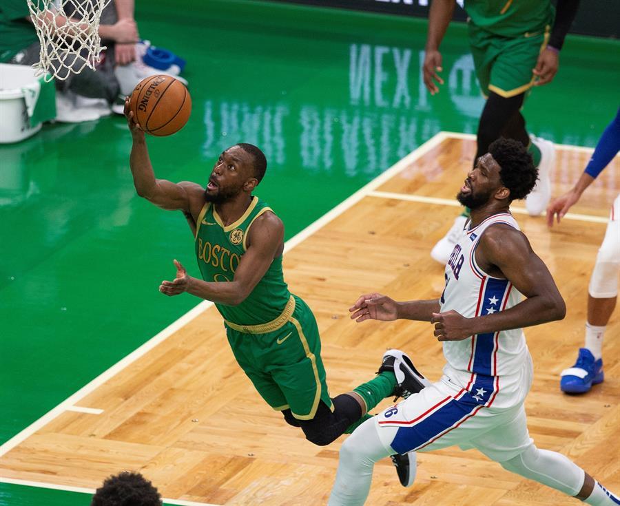 La NBA anunció que los jugadores recibirán completos sus salarios el día 15 de abril, a pesar de que no se ha disputado ni un solo partido. (EFE)
