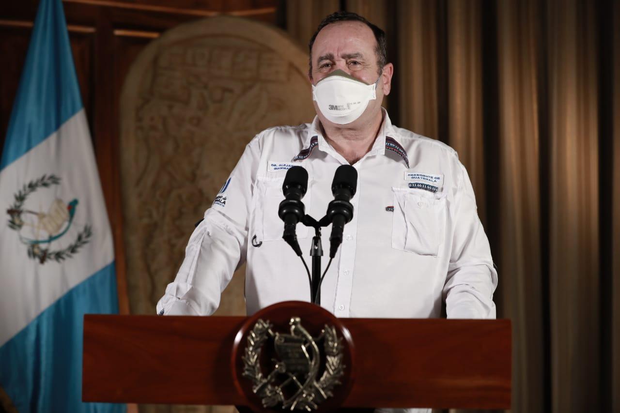 Guatemala restricciones