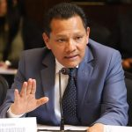 El diputado Armando Castillo aseguró que buscarán aprobar la iniciativa 5564 de urgencia nacional, el próximo martes. (Foto: Congreso de la República)