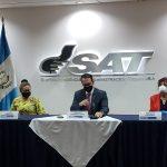 Marco Livio Diaz Reyes fue electo este martes como el nuevo superintendente de SAT. (Foto: SAT)