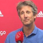 El exportero holandés i director general del Ajax, Edwin van der Sar dio que es comprensible que se cancelara la liga. (Foto: Ajax)