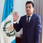 Erick José Mario Tzun De León, quien tiene un proceso abierto en el MP, fue designado como nuevo Gobernador de Quetzaltenango. (Foto: Cortesía)