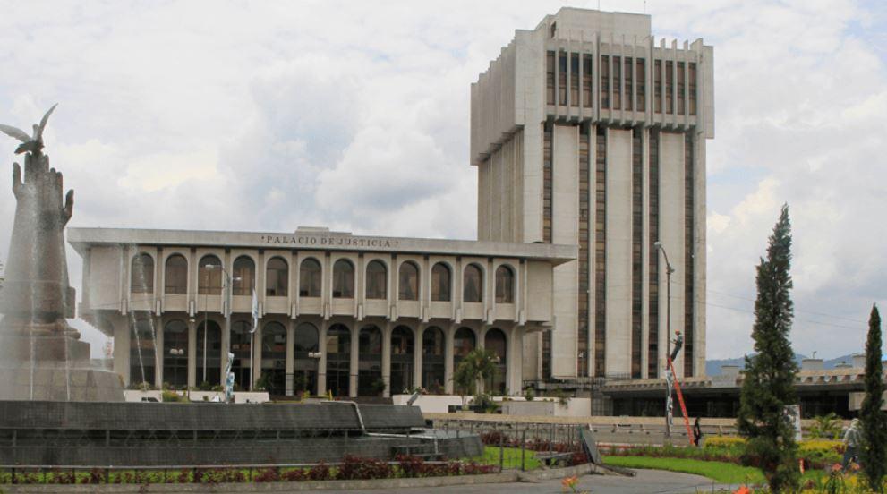 El Organismo Judicial dio a conocer que uno de sus colaboradores dio positivo por COVID-19. (Foto: Archivo)