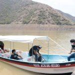 El futbolista nacido en San Cristóbal Verapaz, Christopher Ramírez, realizó la entrega de vívers en una región de Bajar Verapaz. (Fotos:AVIS Guatemala/Living to Serve)