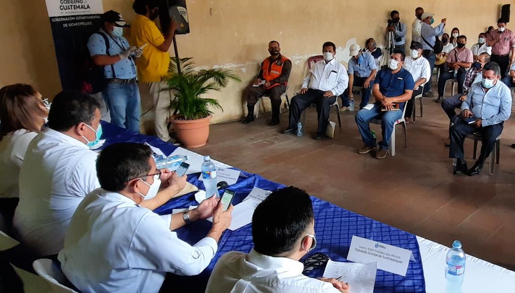 Alcaldes de Suchitepéquez
