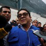 El Procurador de los Derechos Humanos, Hugo Monroy, solicitó la renuncia del Ministro de Salud Hugo Monroy. (Foto: EFE)