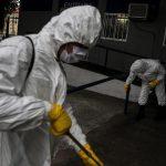 Brasil vivió este miércoles el día de más fallecidos por el COVID-19. En total fueron 615 muertos para un total de 8 mil 536 en lo que va de la pandemia. (Foto: EFE)