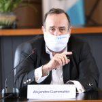 Caso comunitario: Presidente Alejandro Giammattei