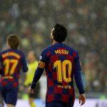 Lionel Messi confesó que se siente ansioso por volver a la actividad luego de la pandemia del COVID-19. (Foto: EFE)
