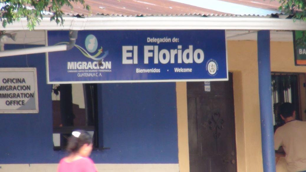 La aduana El Florido que se ubica en un paso fronterizo entre Guatemala y Honduras, permanecerá cerrada luego de un caso de COVID-19. (Foto: Viajeros del Sur)