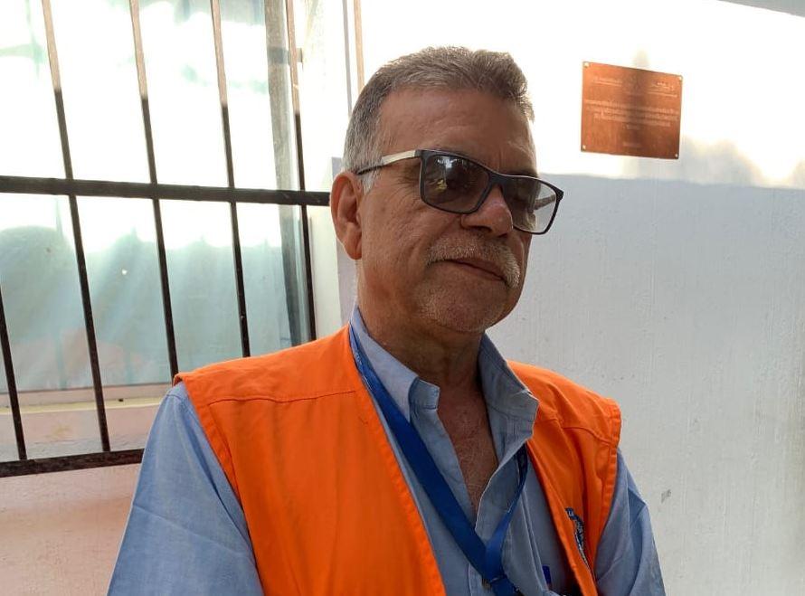 El doctor Gabriel Sandoval renunció a su cargo como director del área de salud de Alta Verapaz. (Foto: Archivo)