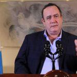 El presidente Alejandro Giammattei decretó el cierre del país para los siguientes tres días, debido al alto número de casos de COVID-19. (Foto: SCSP)