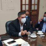 El diputado Gustavo Cruz, del bloque BIEN, dijo que pedirá una auditoría en la FEDEFUT. (Foto: Twitter)
