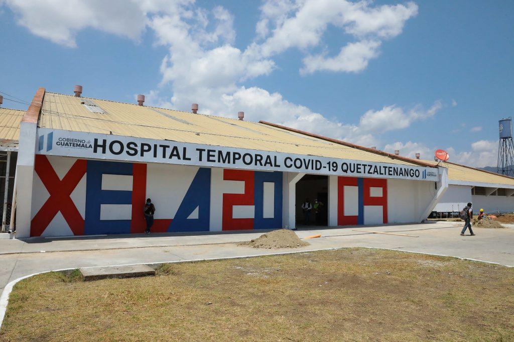 Hospital Temporal de Quetzaltenango
