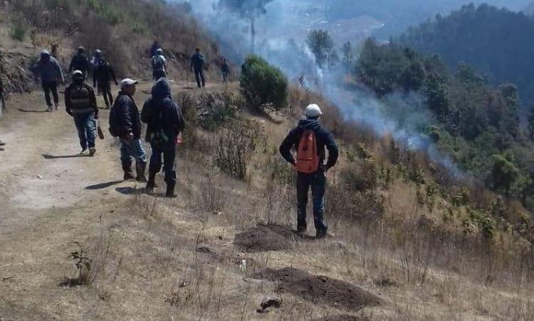 Un muerto y un herido es el saldo de un nuevo enfrentamiento entre pobladores de Nahualá y Santa María Ixtahuacán en Sololá. (Foto: Archivo El Periódico)