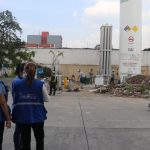 PDH y los hallazgos tras visita al Hospital Temporal del Parque de la Industria