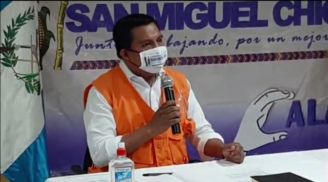 San Miguel Chicaj