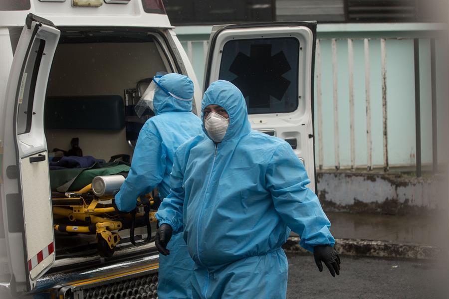 La cifra más alta de casos de COVID-19 en Guatemala se reportó este jueves cuando el Ministerio de Salud contabilizó 800 contagios. (Foto: EFE)