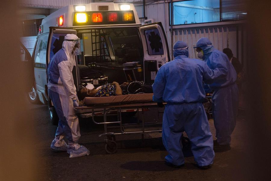 Guatemala pico pandemia