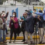 Los periodistas de Guatemala han registrado varios casos de COVID-19 en las últimas semanas. (Foto: EFE)
