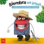 McDonald's Medio Ambiente