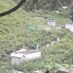Las dos mujeres que fallecieron en Alta Verapaz por COVID-19, fueron enterradas en el Cementerio General de Cobán. (Foto: Eduardo Sam)