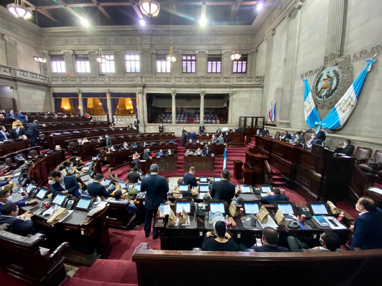 Los diputados del Congreso de la República se reunieron en su sexta reunión extraordinaria este jueves. (Foto: Congreso de la República)