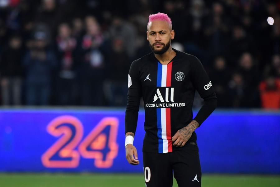 Neymar se sumó a las protestas contra el racismo y la violencia policial en Estados Unidos al adherirse a la campaña virtual 'Black Out Tuesday'. (Foto: EFE)