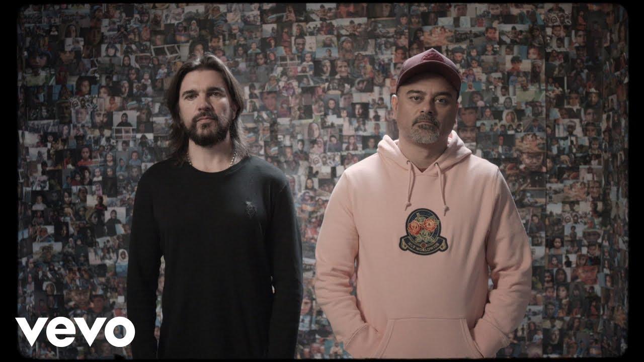 """""""PASARÁN"""", lo nuevo de Nach y Juanes"""