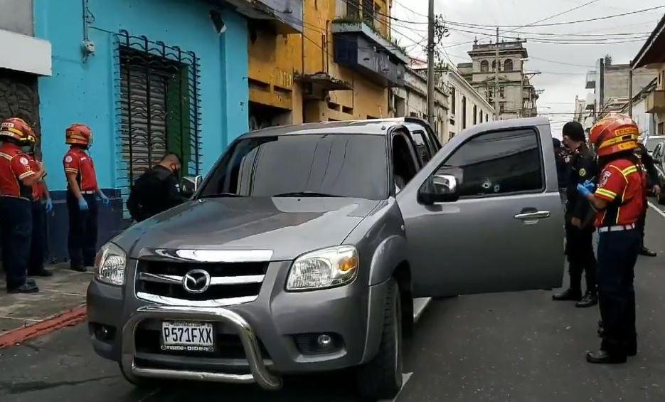 José Guadalupe Hernández y Hernández, exjefe de seguridad del Congreso de la República, fue asesinado en un ataque armado. (Foto: Twitter))