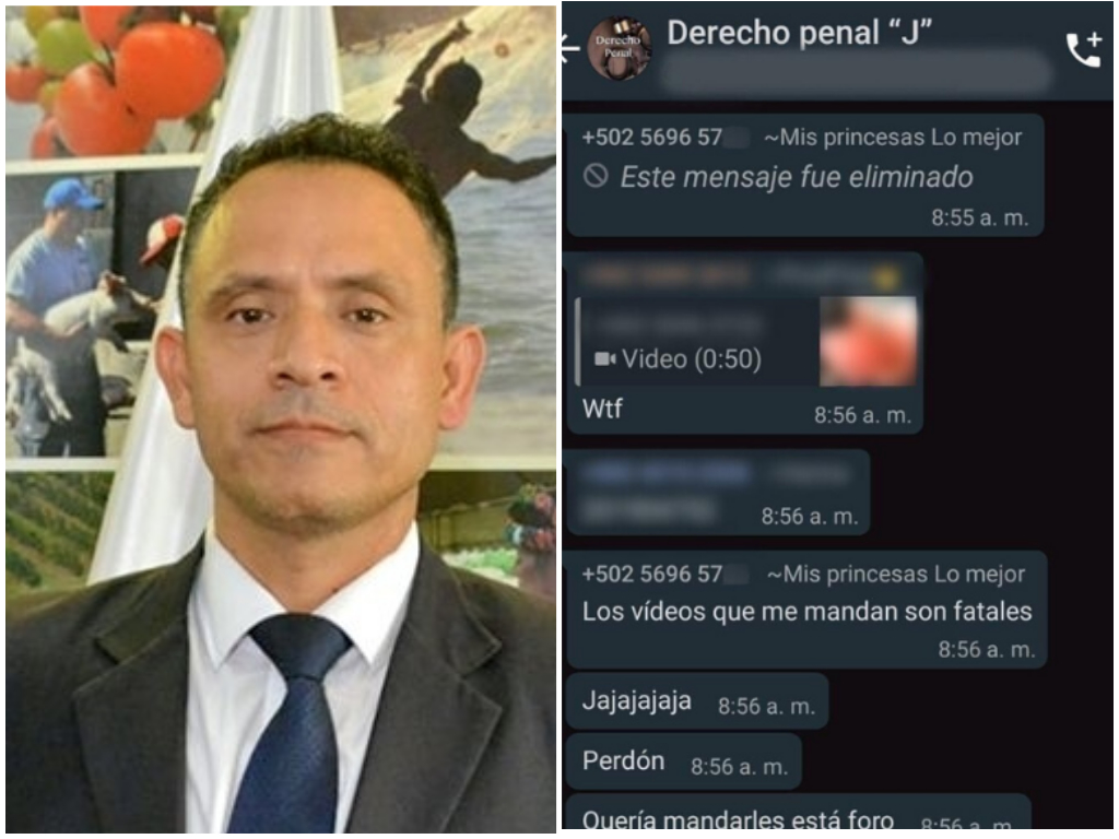 Viceministro Hugo Cabrera