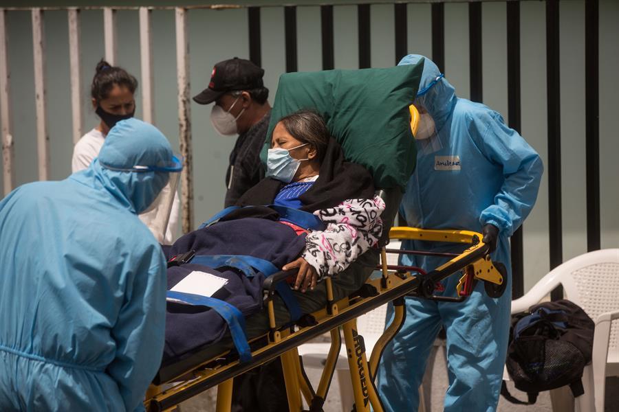 Guatemala ya supera los 23 mil casos de COVID-19, según los datos oficiales de Ministerio de Salud. (Foto: EFE)