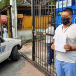 Personal médico del Hospital de Mazatenango denunció la falta de insumos para la emergencia del COVID-19. (Foto: Cristian Soto)
