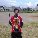 Gerson Ernesto Argueta Escobar murió electrocutado en la Gran Penal de Cantel, Quetzaltenango. (Foto: Cortesía de la familia)