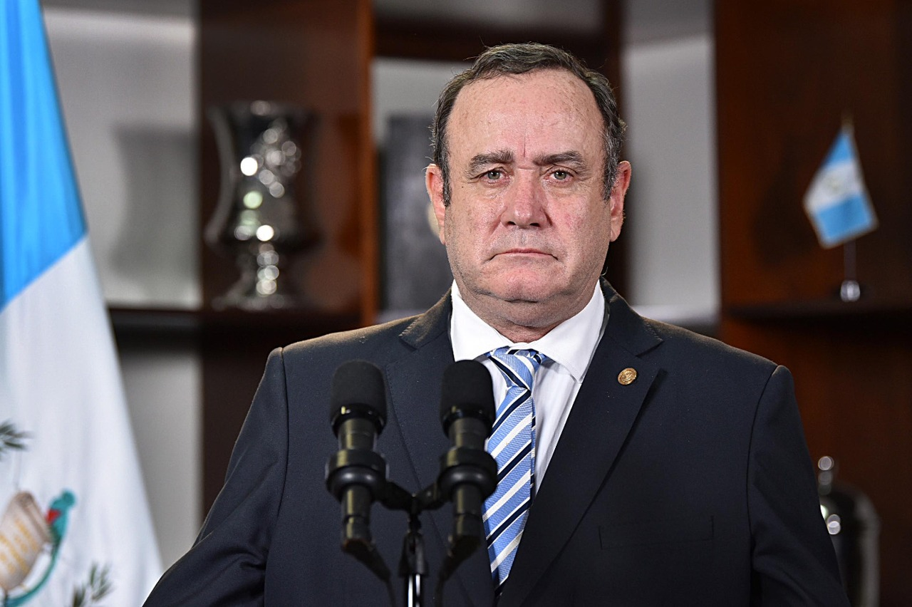Guatemala tablero de alertas