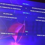El sorteo de la Champions se llevó a cabo este viernes en la ciudad suiza de Nyon, en la sede de la UEFA. (Foto: EFE)