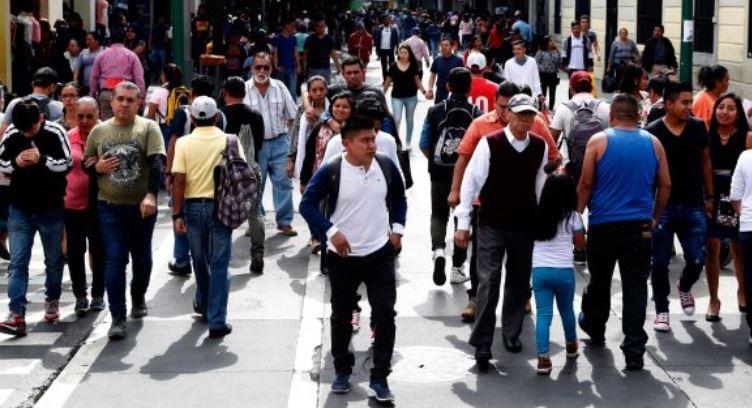 Según el Censo realizado en 2018, la población en Guatemala supera los 16 millones de personas. (Foto: AGN)