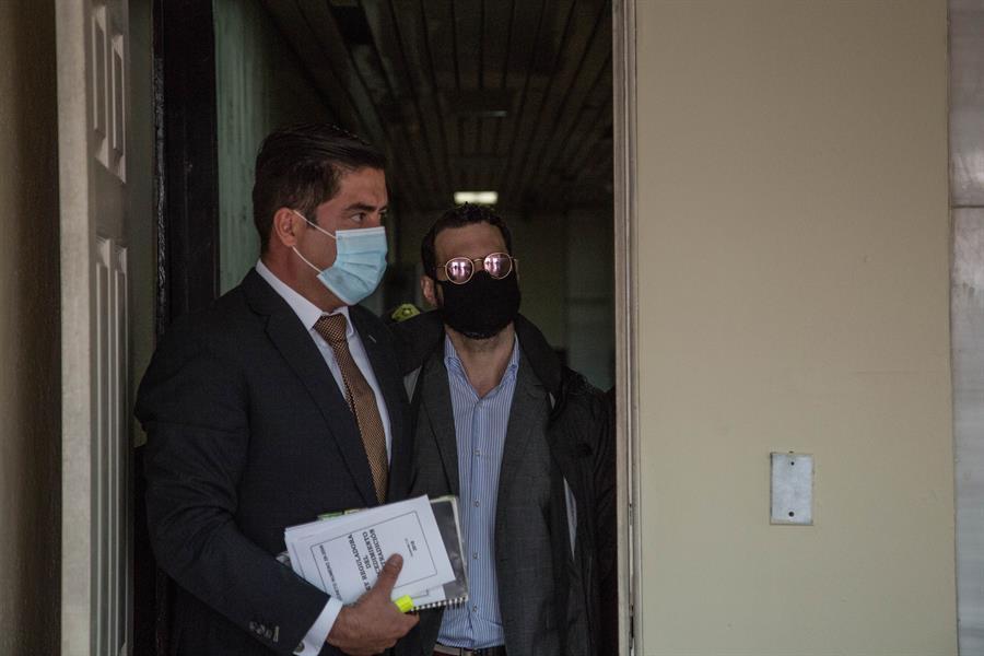 Los hermanos Martinelli Linares fueron detenidos el 7 de julio en Guatemala. Fueron arrestados en Guatemala a petición de un tribunal de Nueva York por corrupción en la trama de la constructora brasileña Odebrecht. (Foto: EFE)