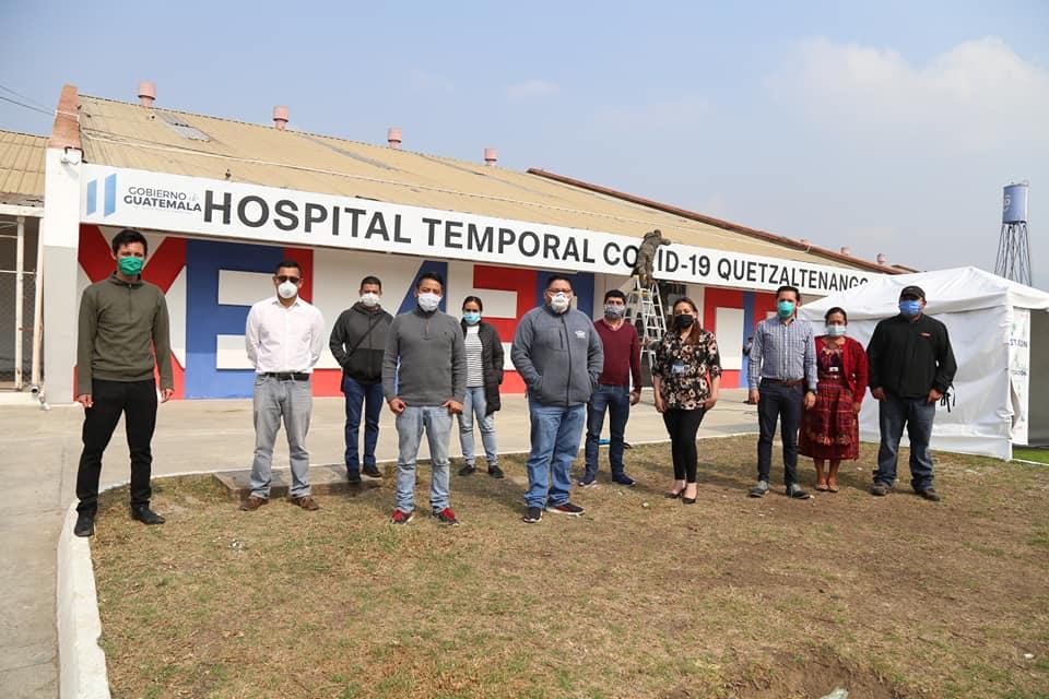 Hospitales temporales