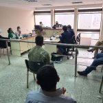 En total fueron seis personas procesadas por la fiesta clandesitana en la mueblería O3, de las que 5 fueron ligadas a proceso y otra quedo absuelta. (Foto: Cortesía)