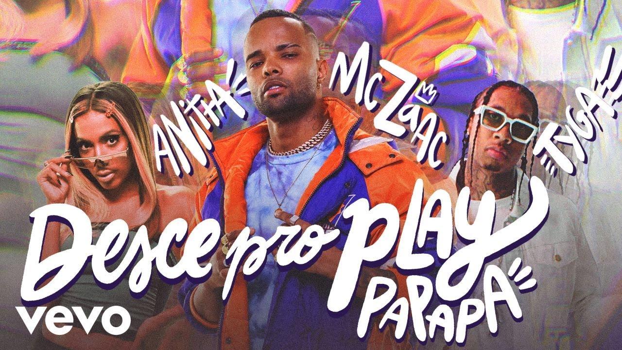 "MC Zaac presenta sencillo ""Desce pro Play -Pa Pa Pa-"""
