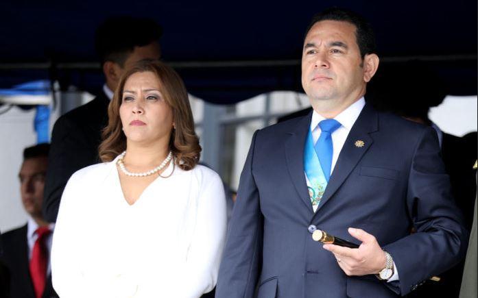 La ex primera dama Patricia de Morales es acusada de fraude por cobrar un salario por servicios que nunca prestó por servicios técnicos de informática. (Foto: Archivo)