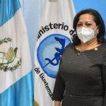 La Dra. Norma Lucrecia Ramírez Sagastume asumió el cargo como viceministra Técnica de Salud del Ministerio de Salud Pública. (Foto: MSPAS)