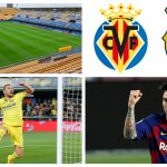 El Villarreal juega en casa contra el Barcelona en un partido de la jornada 34 de la Liga Española. (Foto: Twitter)